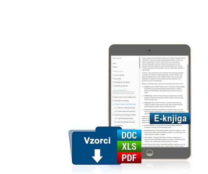 Splošni akti in kadrovske evidence