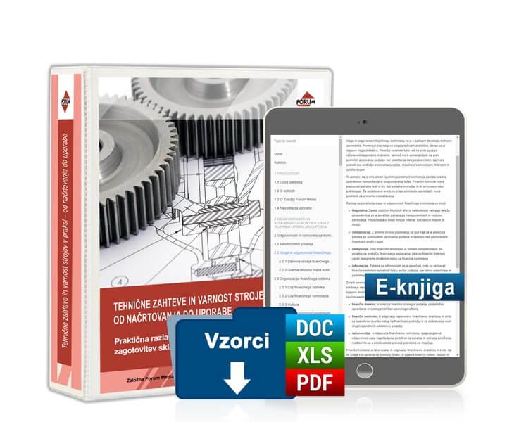Tehnične zahteve in varnost strojev v praksi - od načrtovanja do uporabe