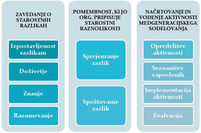 medgeneracijsko sodelovanje implementacija